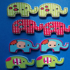 Elephant Buttons