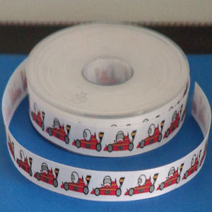 Racing Car Ribbon