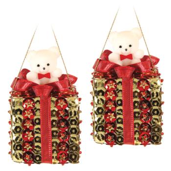 Bearing Gifts Sequin Kit