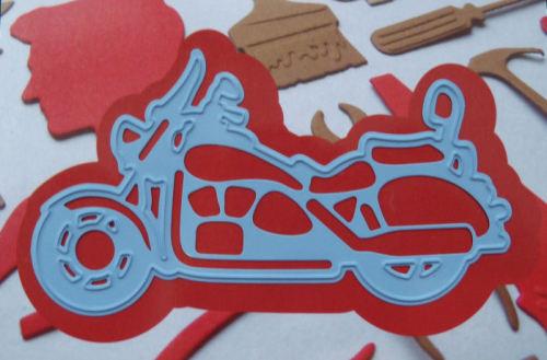 Marianne Design Creatables - Motorbike