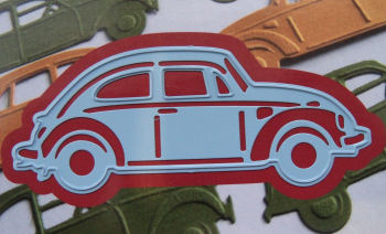 Marianne Design Creatables - VW Beetle