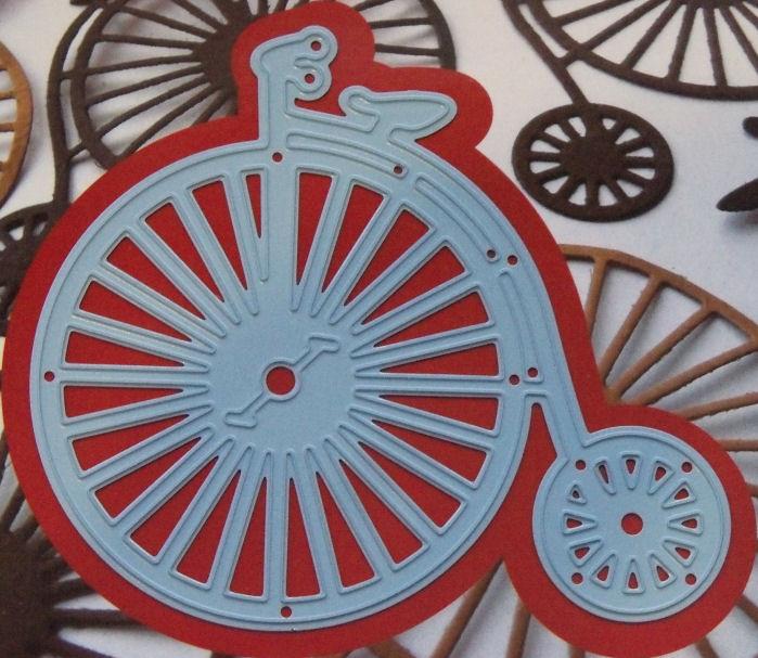 Marianne Design Creatables - Vintage Bicycle
