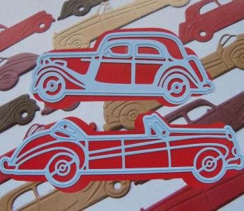 Marianne Design Creatables - Classic Cars