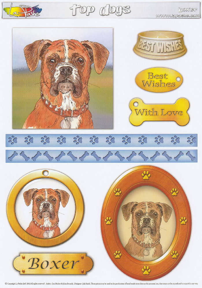 Boxer Topper Sheet