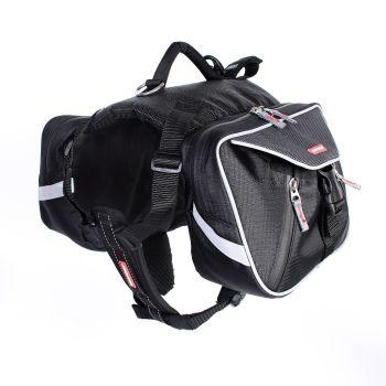 Summit Dog Backpack - Black - Large