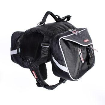 Summit Dog Backpack - Black - Medium