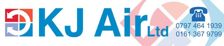 www.kjair.co.uk, site logo.