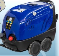 ST 4000 Diesel Powered Steam Cleaner with High Pressure and Large Volume of Steam