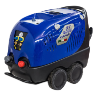 Industrial Steam Cleaner