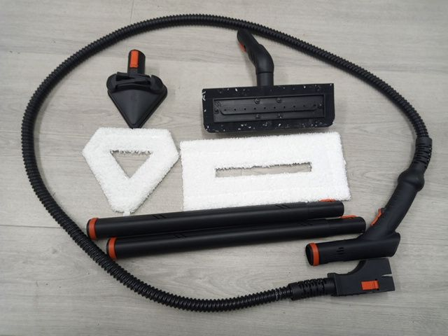Complete Steam Mopping System for SC2000