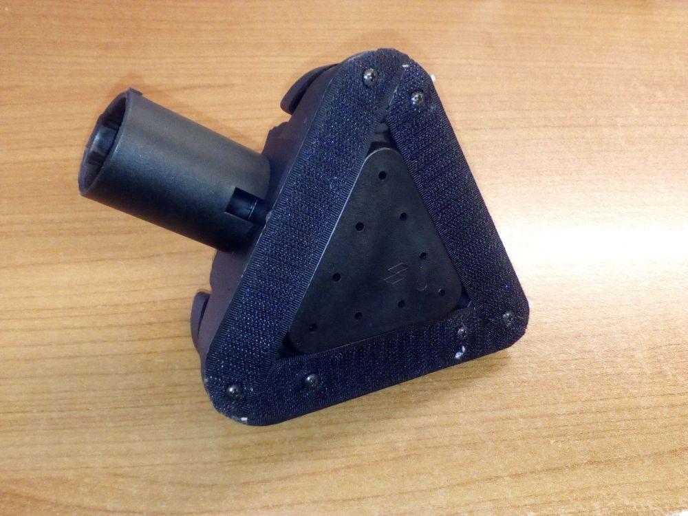 Triangular Micro Fibre Mop Pad Holder