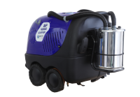ST4000 Vacuum Diesel Powered High Volume Steam Cleaner with Vacuum Extraction