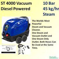 St 4000 Vacuum