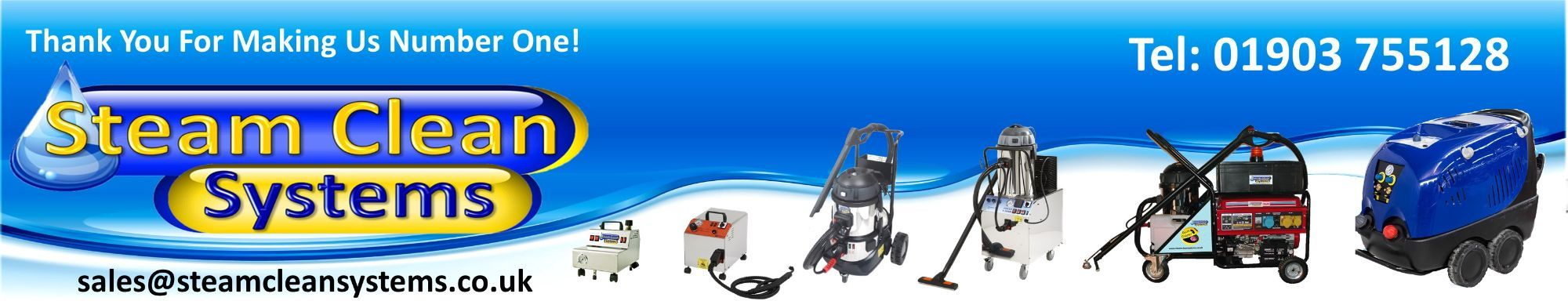 Commercial & Industrial Powerfull Self Descaling Steam Cleaners