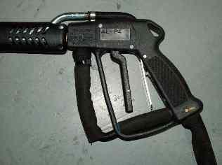 Graffiti Removal Mechanical Gun