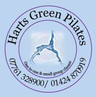 MVH Pilates classes logo