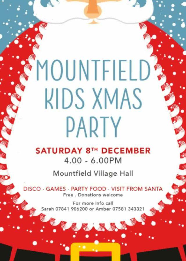 Mountfield Kids Party 2018