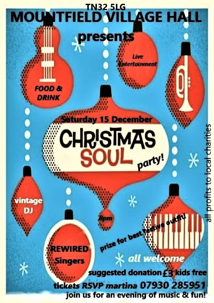 Christmas Soul Party 2018