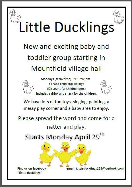 Little Ducklings MVH