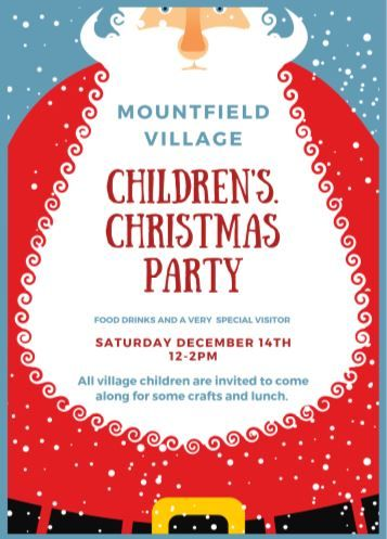 Childrens Christmas Party 2019