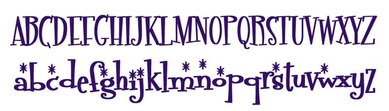 sparkle-font