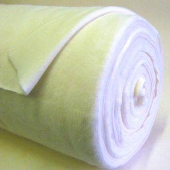 Wadding | Bump | White (per metre)