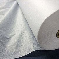 Heavy Weight Fusible Iron On Interfacing Fabric (per metre)
