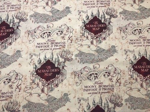 Harry Potter | Marauders Map