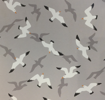 Swanage Seagulls | Light Grey