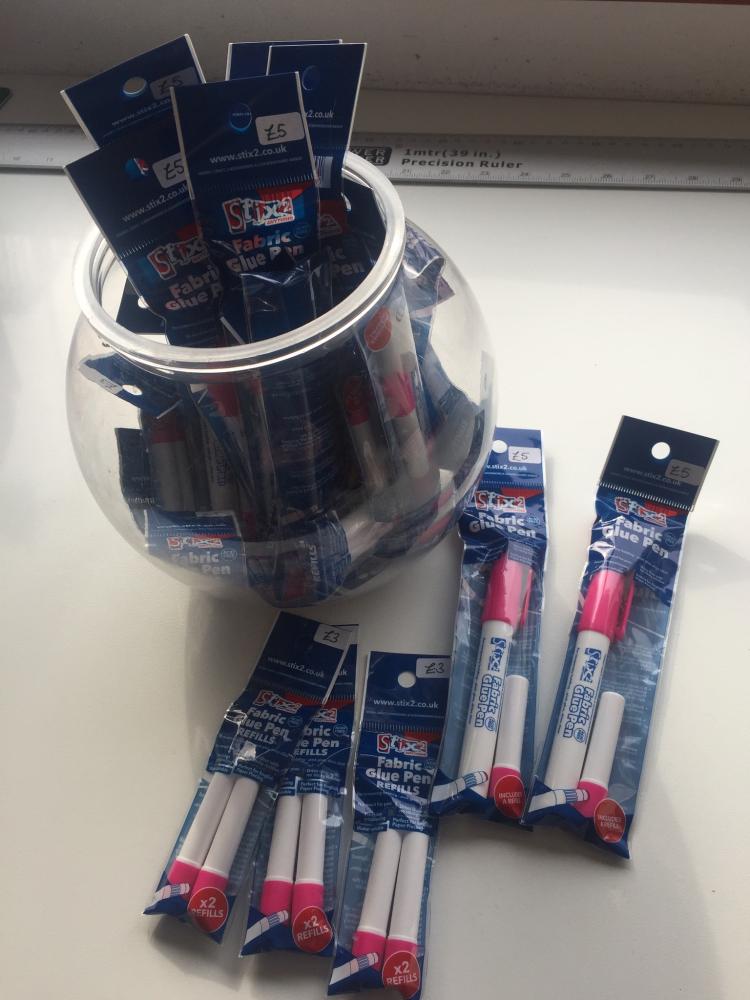 Stix | Fabric Glue Pen Refills