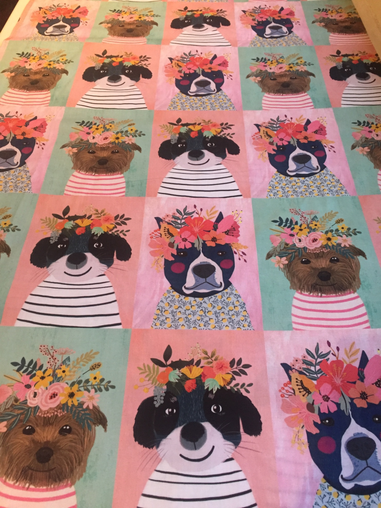 Floral Pets by Mia Charro | Dogs