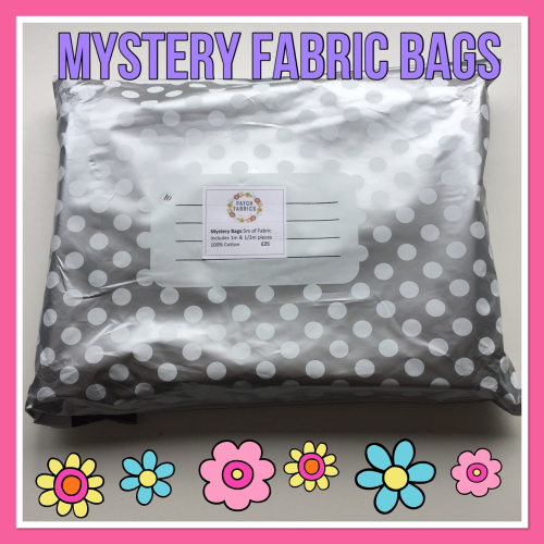 Mystery Bag of Fabric