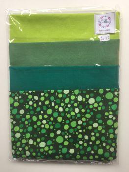 Fat Quarters | Green Spot