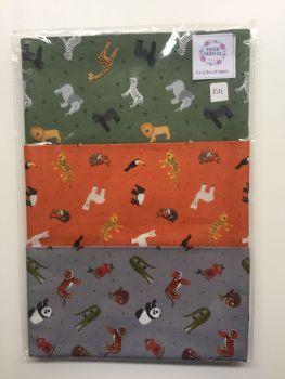 Half Meter Packs | Animals