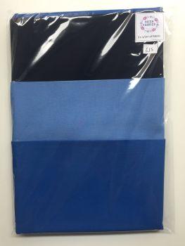 Half Meter Packs | Blues