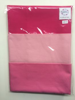 Half Meter Packs | Pinks