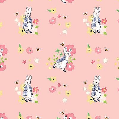 Peter Rabbit | Floral Bee