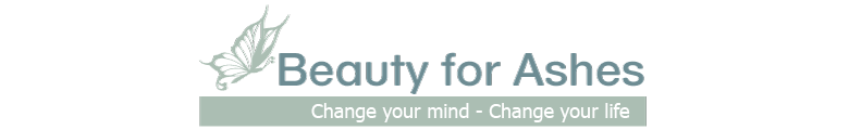 Beauty for Ashes, site logo.