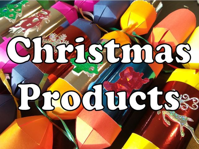 Personalised Christmas Products