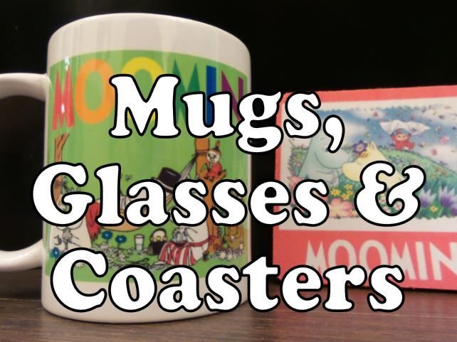 personalised mugs, glasses and coasters