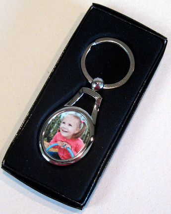 s-keyring-silver-oval