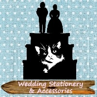 Personalised Wedding Stationery & Accessories