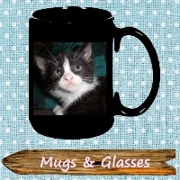 <!--004-->Personalised Mugs, Glasses, Coasters Etc