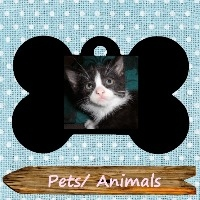 <!--007-->Personalised Items for Pets/ Animals