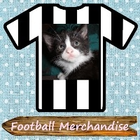 Personalised Items Suitable for Football Designs