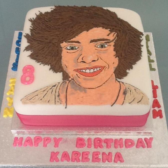 Celebrity Celebration Cakes