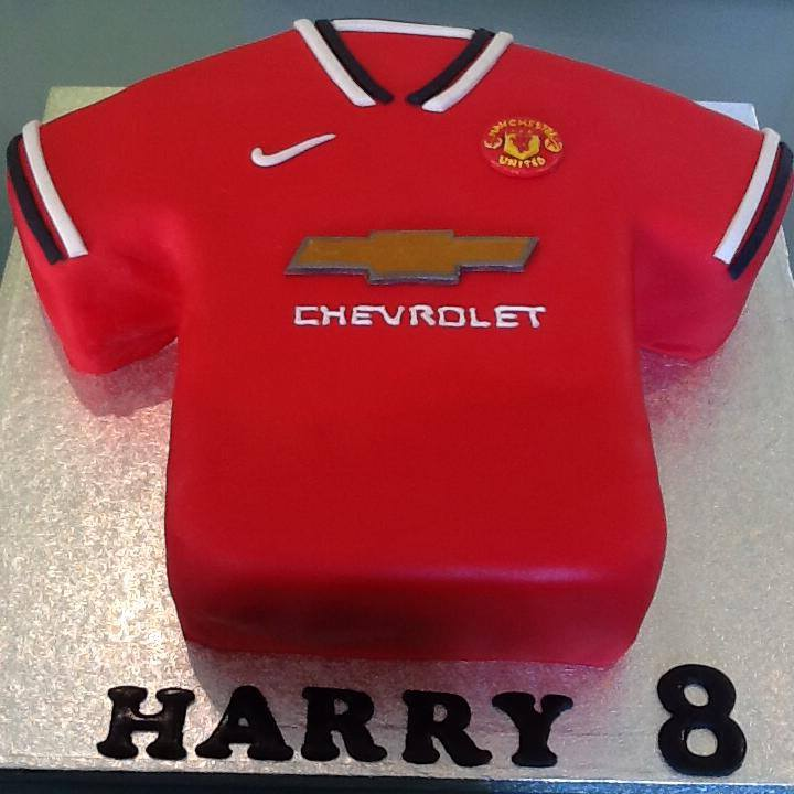 Football Themed Birthday Cakes