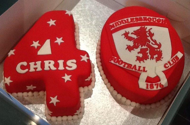 Birthday Cakes Middlesbrough