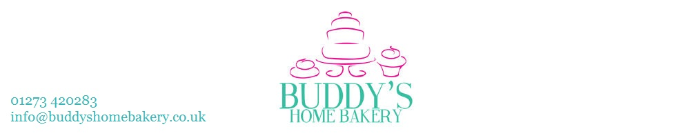 Buddy's Home Bakery, site logo.