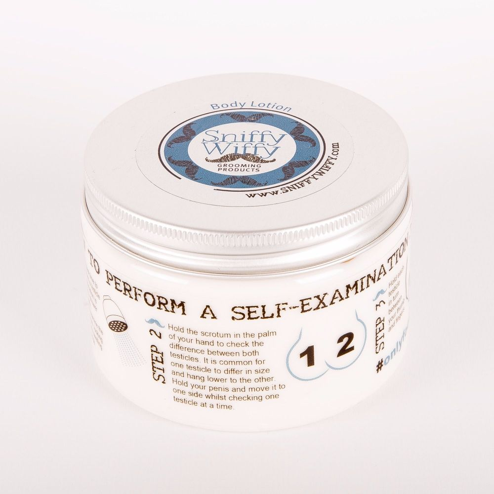 Male Body Lotion (300ml tub)